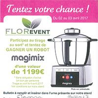 Gagnant Florevent