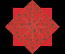 Decobulle Fond de roses