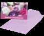 Condoléances - Carte triptyque