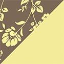 Florabella Café / Jaune pastel